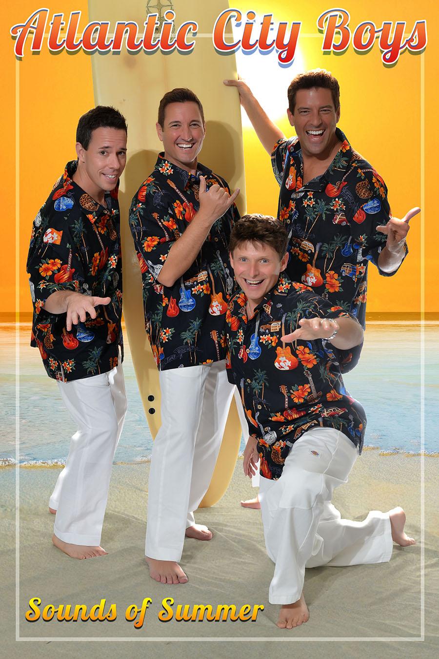 Atlantic City Boys - Beach Boys